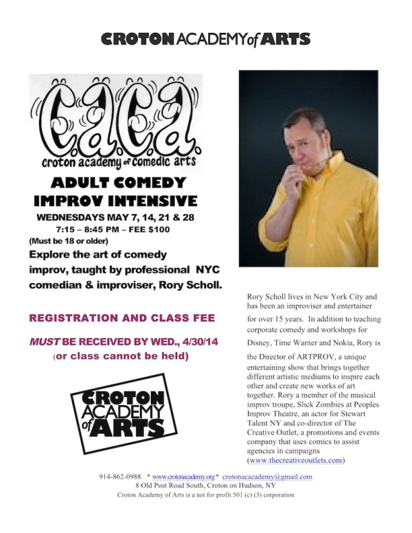 adult improv spring 2014small