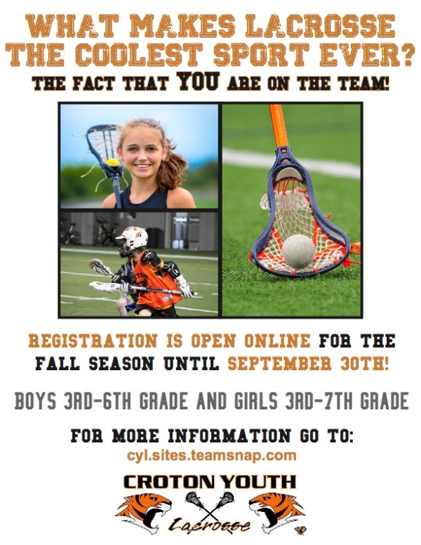 LAX registration