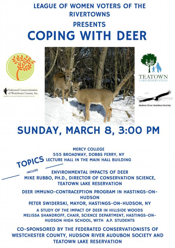 LWVR DEER FORUM 3.8.15 smaller